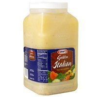 Ken39s Golden Italian Dressing 1 Gal 2 Pack