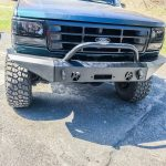 Full Size Ford Truck And Bronco Modular Front Bumper 92 96 Affordable Offroad