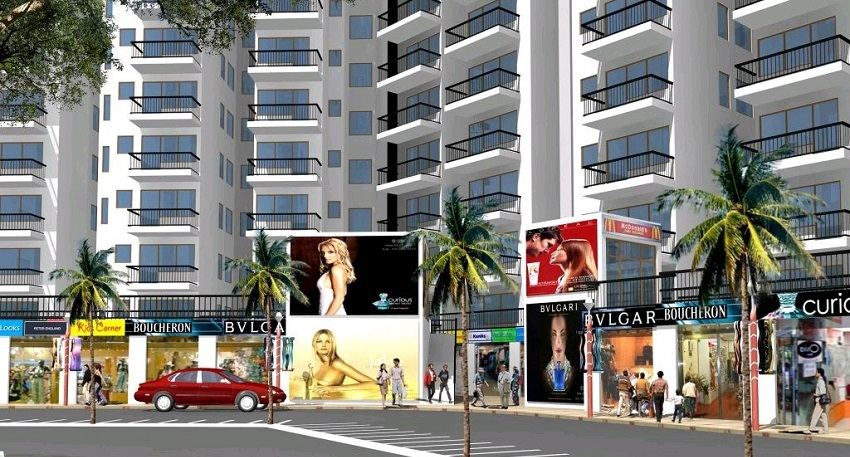 ROF Galleria Affordable Shops Sector 102 Gurgaon