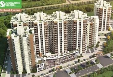 Signature Global Orchard Avenue Sector 93 Gurgaon
