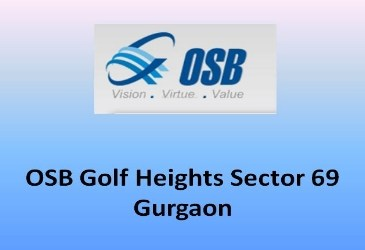 Osb Golf Heights Affordable Sector 69 Gurgaon