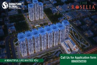 Signature Global The Roselia Sector 95a Gurgaon