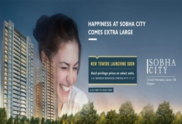 Sobha City Sector 108 Gurgaon
