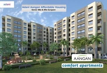 adani aangan phase 2 sector 88a 89a gurgaon