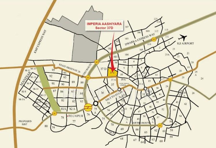 imperia-location-plan