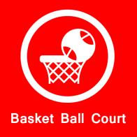 Basket Ball Court Millennia 2