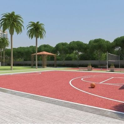 Basketball Court Mrg Ultimus