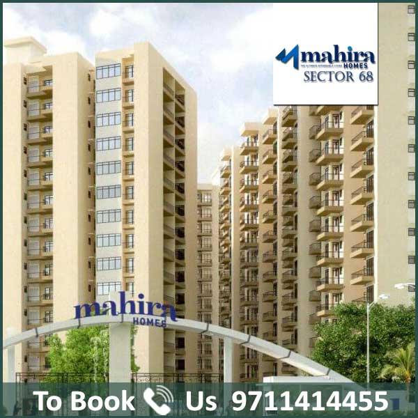 Mahira Homes sector  68