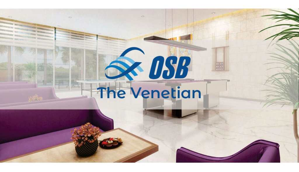 OSB The Venetian banner Image