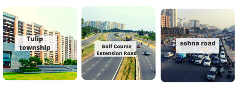 about sector 69 gurgaon