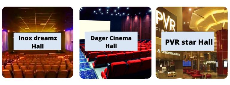 cinema near sector 95 gurgaon