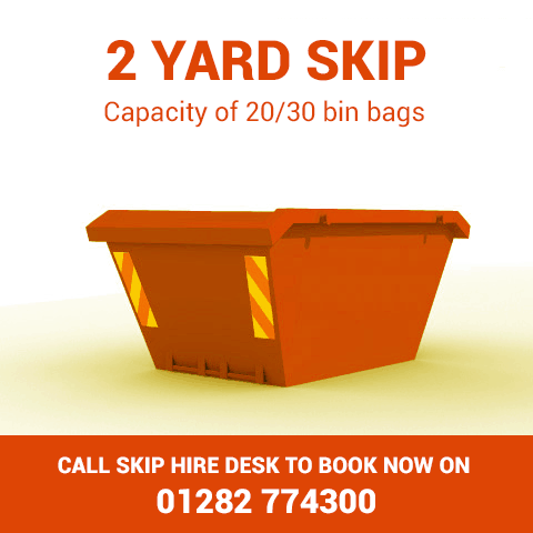 skip hire burnley