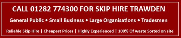 skip hire trawden