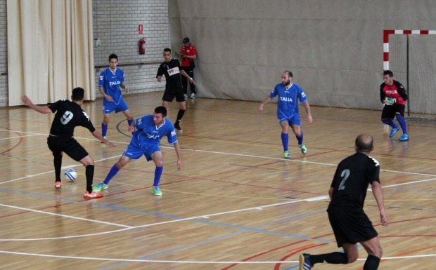 Vauvert Futsal - FICS Bergamo