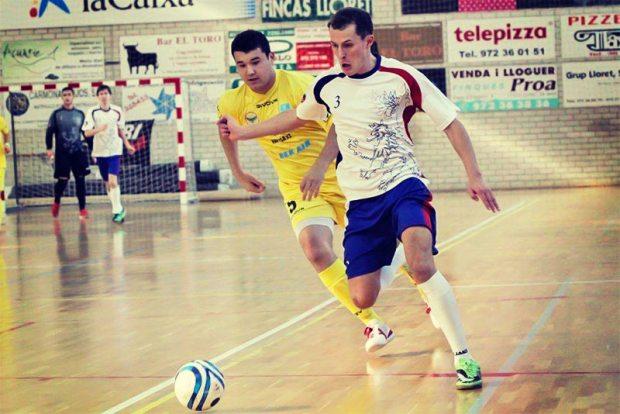 eurofutsal U21 futsal france