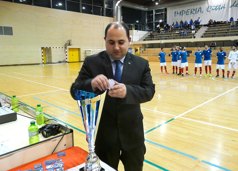 Cdf tirage au sort des 1 8 de finales association francaise de futsal - Coupe de france 2015 tirage au sort ...