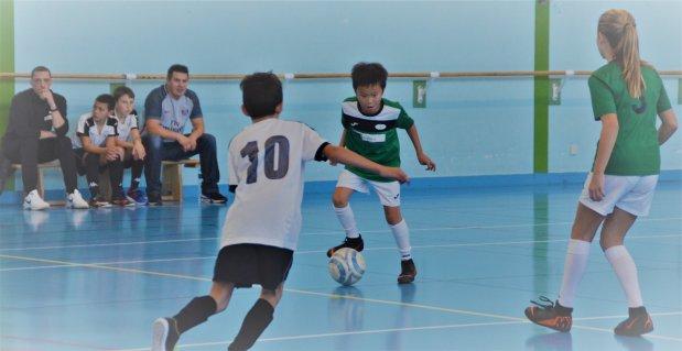 academy futsal france j1 2018 U13