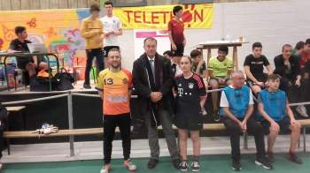telethon romorantin futsal 2018