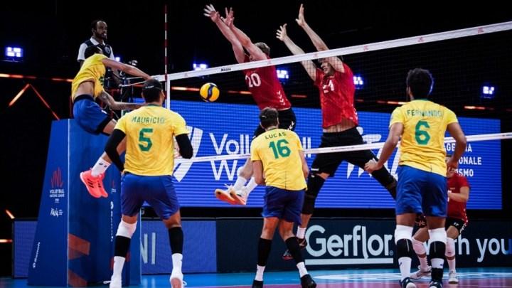 Brasil vence Alemanha e segue Líder na Liga das Nações
