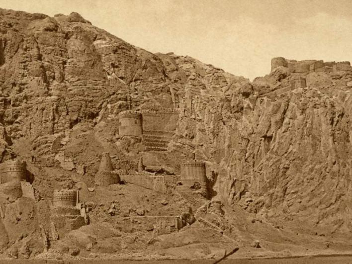Bamiyan-Zohak city