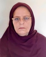 Zahra Jalal demands peace - and end of war fro all Affghans,
