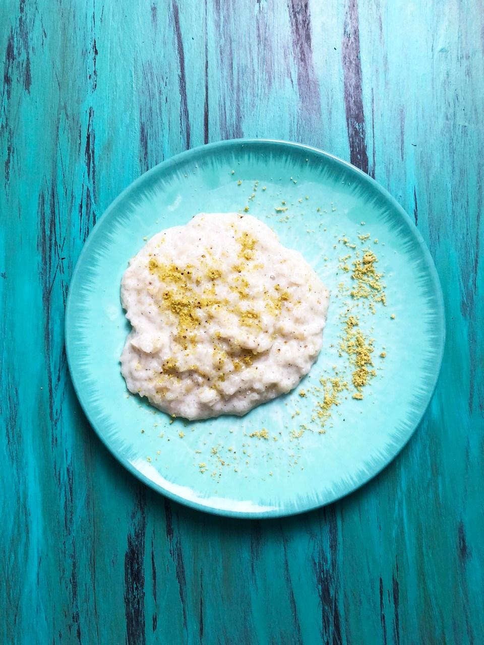 Shir Berenj Recipe (Afghan Rice Pudding)