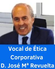 Vocal de Etica Corporativa
