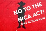 Oppose the nica act in congress
