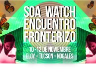 SOA WATCh Border Encuentro AFGJ's Workshops