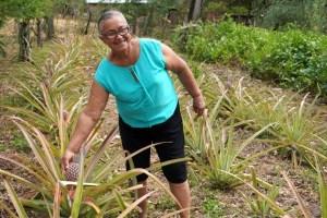 Emerita Vega, Marlon Alvarado community, Carazo