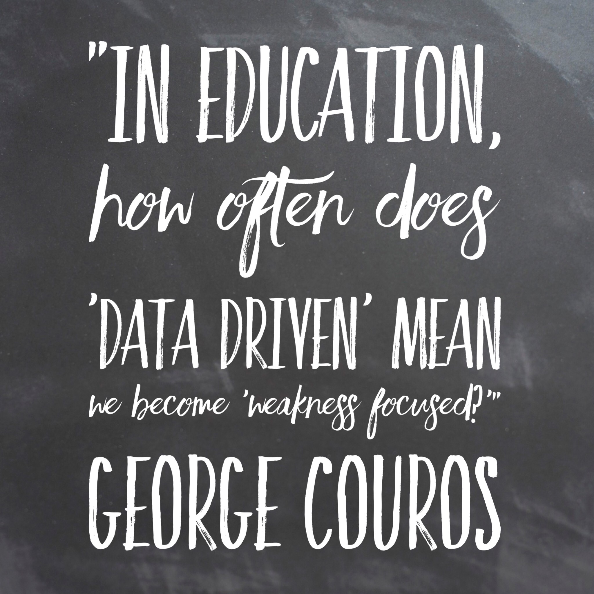 how to use big data in education