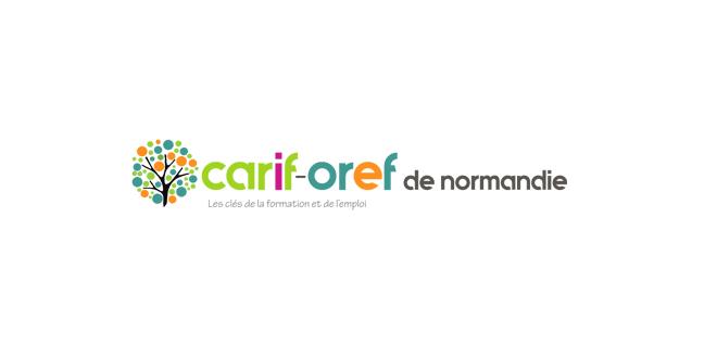 AFI-LNR - Logo CARIF-OREF