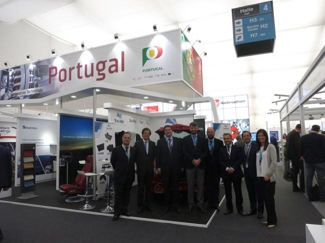 Indústria portuguesa de componentes automóveis mostra as suas mais recentes novidades na IZB