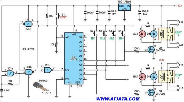 Hobby Electronics Circuits: Electronic Circuits Diagrams
