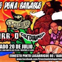 SANTIAGO: SÁBADO 20 DE JULIO DE 2013 - NOCHE DE PEÑA BAILABLE