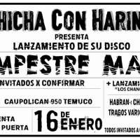 TEMUCO: SÁBADO 16 DE ENERO DE 2016 - CHICHA CON HARINA
