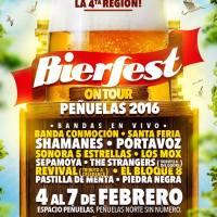COQUIMBO: DEL JUEVES 04 AL DOMINGO 07 DE FEBRERO DE 2016 - BIERFEST