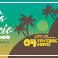 MAIPÚ: JUEVES 04 DE FEBRERO DE 2016 - FIESTA BENEFICIO DJ PEKEÑO