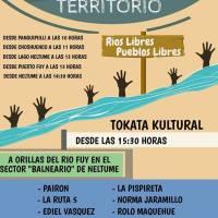 PANGUIPULLI: SÁBADO 13 DE FEBRERO DE 2016 - GRAN MARCHA CARNAVAL POR LA DEFENSA DEL TERRITORIO