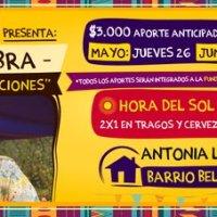 PROVIDENCIA: JUEVES 26 DE MAYO, JUEVES 02, 09 Y 16 DE JUNIO DE 2016 - AMARO LABRA
