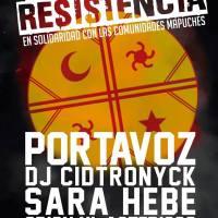 LA PLATA (ARGENTINA): LUNES 30 DE MAYO DE 2016 - FESTIVAL RESISTENCIA