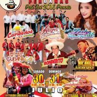ÑUÑOA: SÁBADO 30 Y DOMINGO 31 DE JULIO DE 2016 - PERÚ FEST