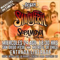 SANTIAGO: MIÉRCOLES 24 DE AGOSTO DE 2016 - SANTA FERIA + SEPAMOYA