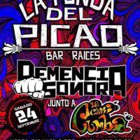 SANTIAGO: SÁBADO 24 DE SEPTIEMBRE DE 2016 - LA FONDA DEL PICAO