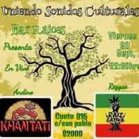 SANTIAGO: VIERNES 30 DE SEPTIEMBRE DE 2016 - UNIENDO SONIDOS CULTURALES