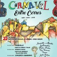 domingo 22 de enero de 2017: CARNAVAL ENTRE CERROS #valpo #barón #lecheros #larraín