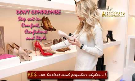 Aficionada Dance Shoes Gear & Apparel.