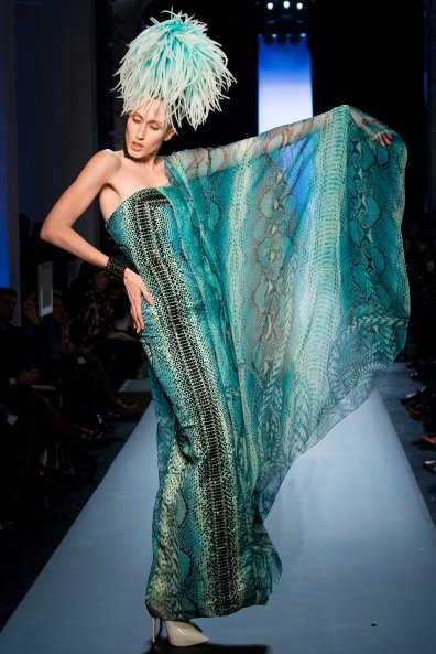 Jean Paul Gaultier SS 15 HAUTE COUTURE 50