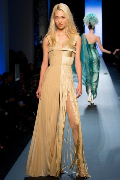 Jean Paul Gaultier SS 15 HAUTE COUTURE 51