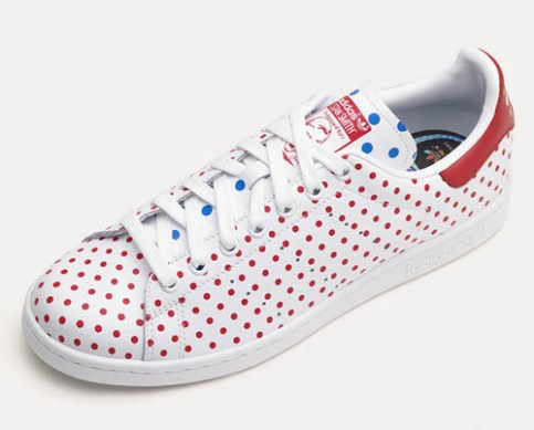 Adidas and Pharrell williams polka dots big collection 10